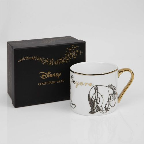 Disney Eeyore Bone China Collectable Mug in Gift Box - EEYORE